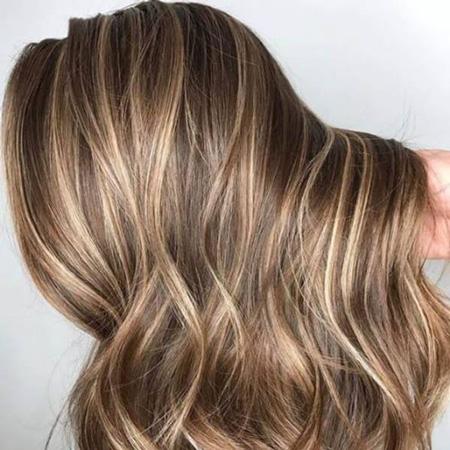 آشنایی با آموزش رنگ و لایت مو