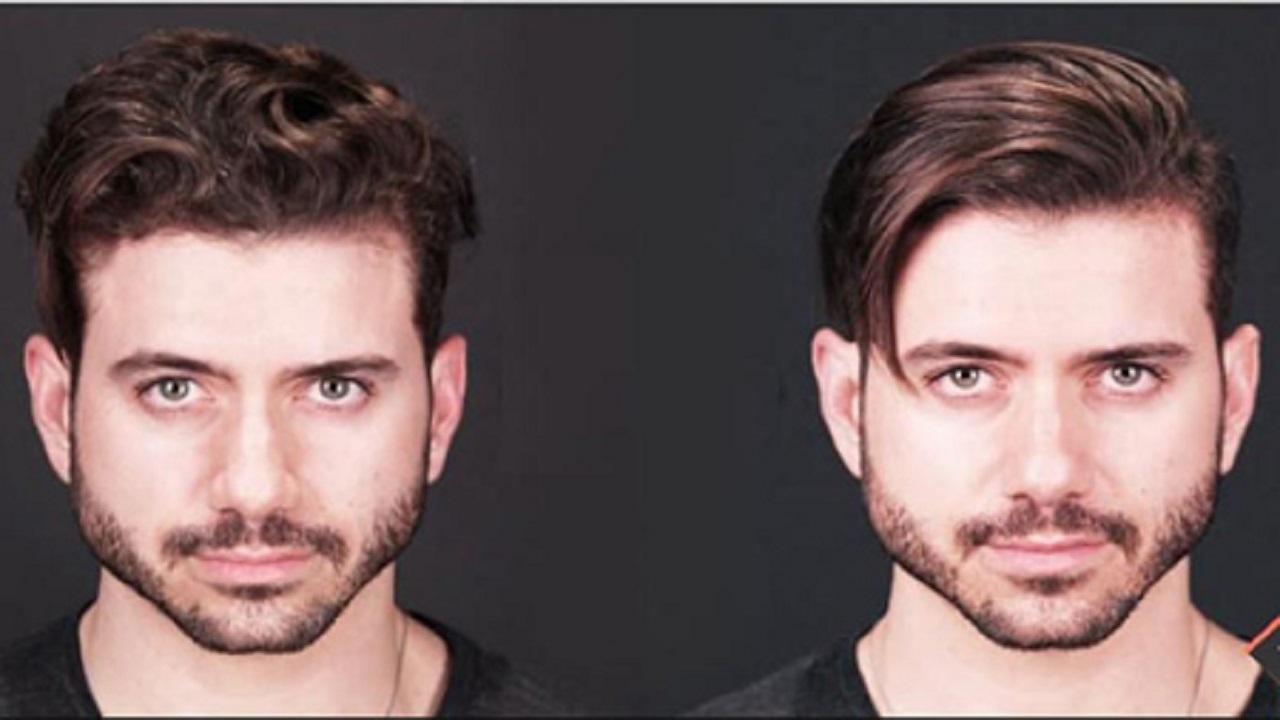 کراتینه موی مردانه