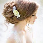 مدل شینیون مو جدید عروس