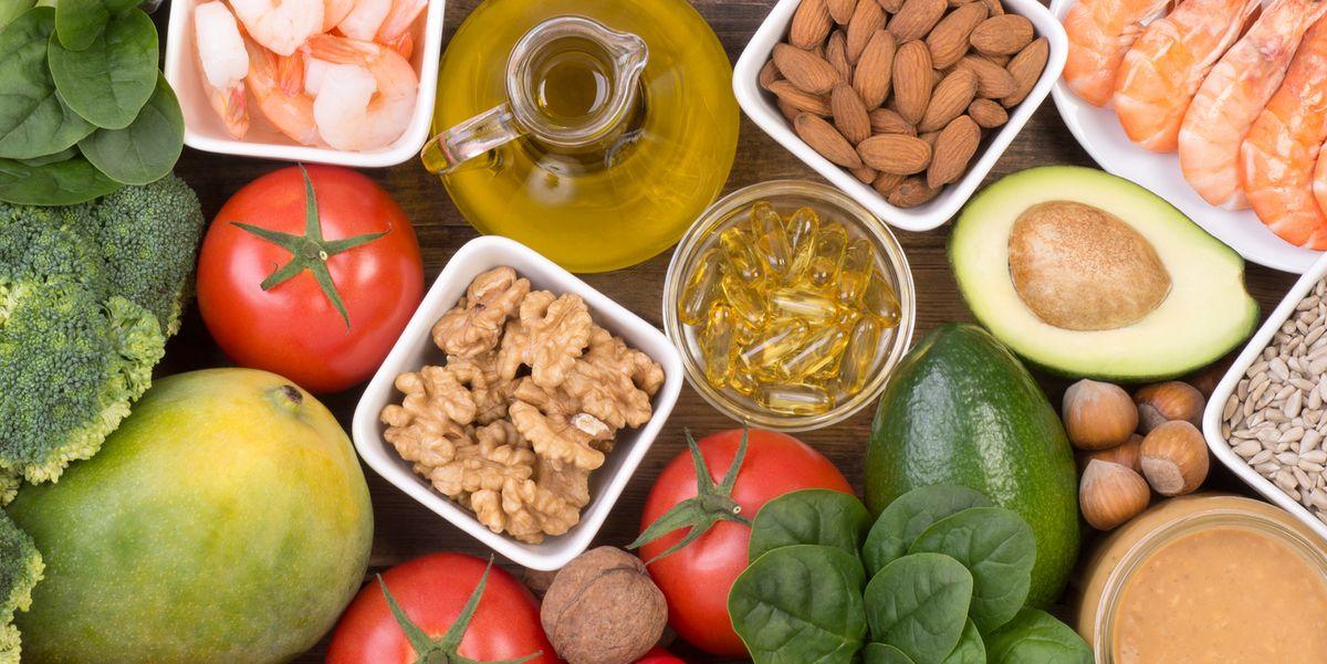 5 ماده غذایی سرشار از ویتامین E